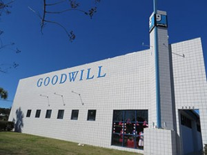 About Us, Picture of Goodwill Location