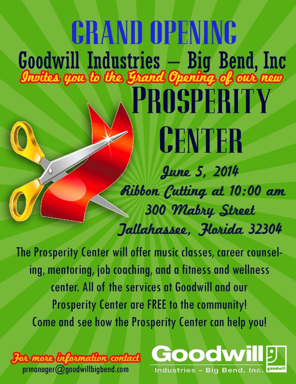 Let Goodwill help you on your path to PROSPERITY_image