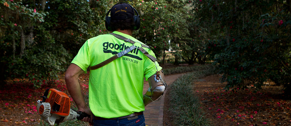 Employer Services, Goodwill Lawn Crew