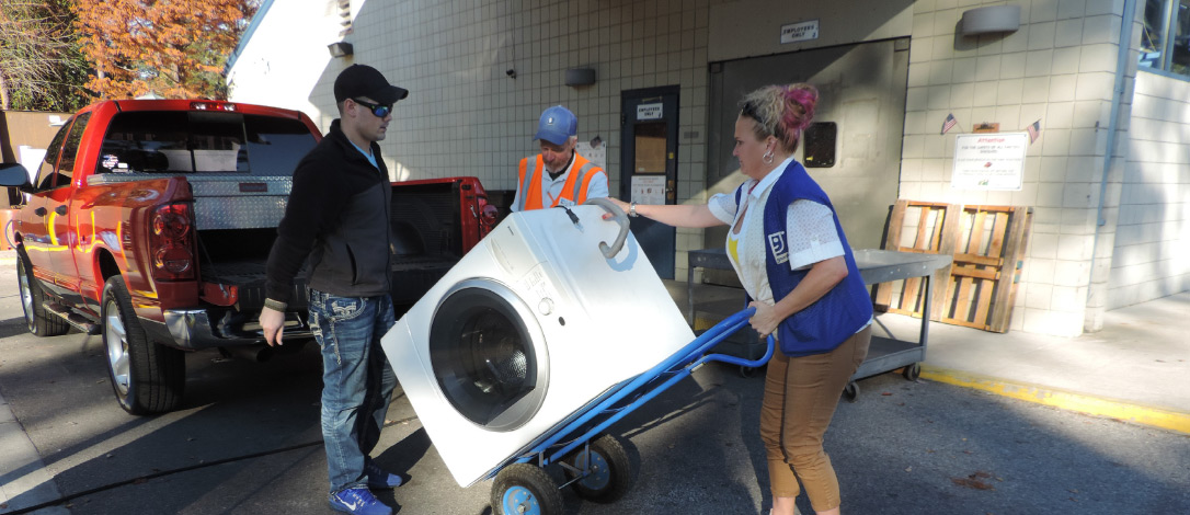 Donate Your Appliances to Goodwill