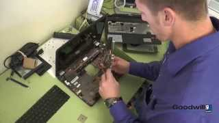 How Goodwill Helps, Electronics Repair