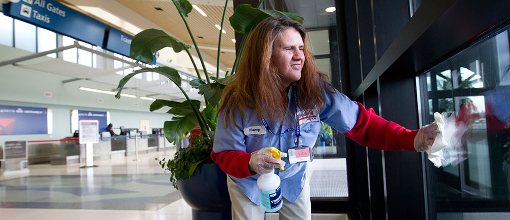 Employer Services, Goodwill Window Cleaning