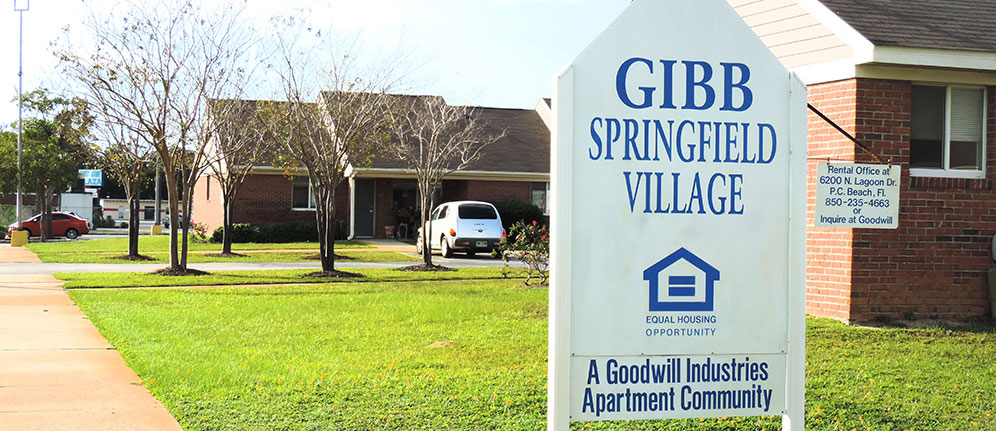 Goodwill\'s Affordable Housing at Springfield Village